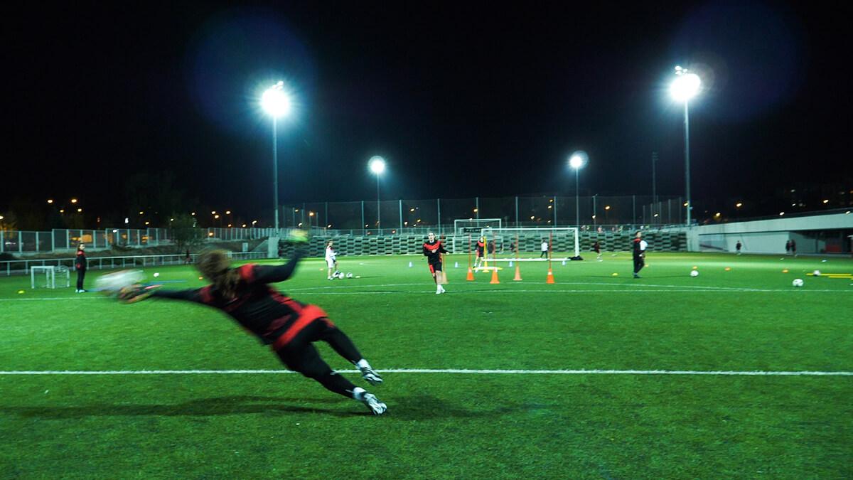Imagen recurso fútbol