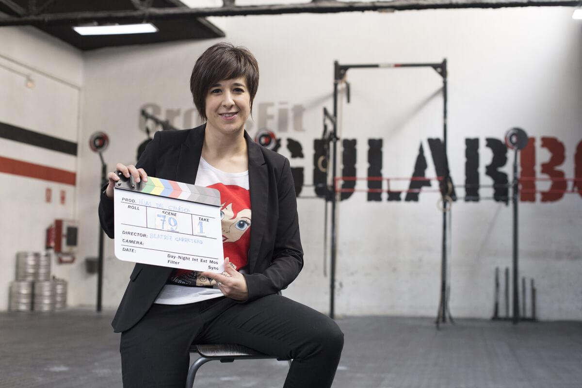 Beatriz Carretero, directora de Hijas de Cynisca