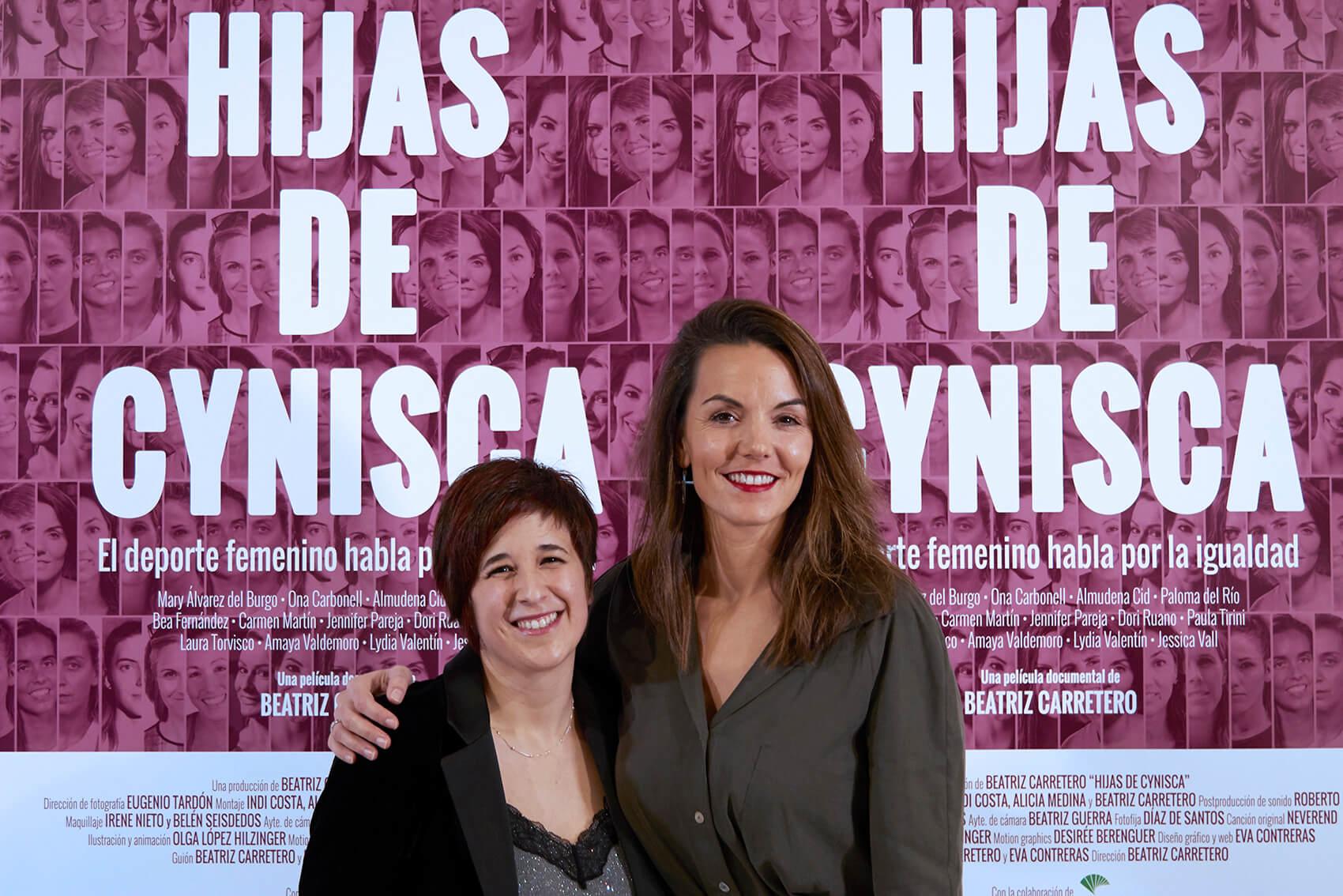 Beatriz Carretero y Bea Fernández