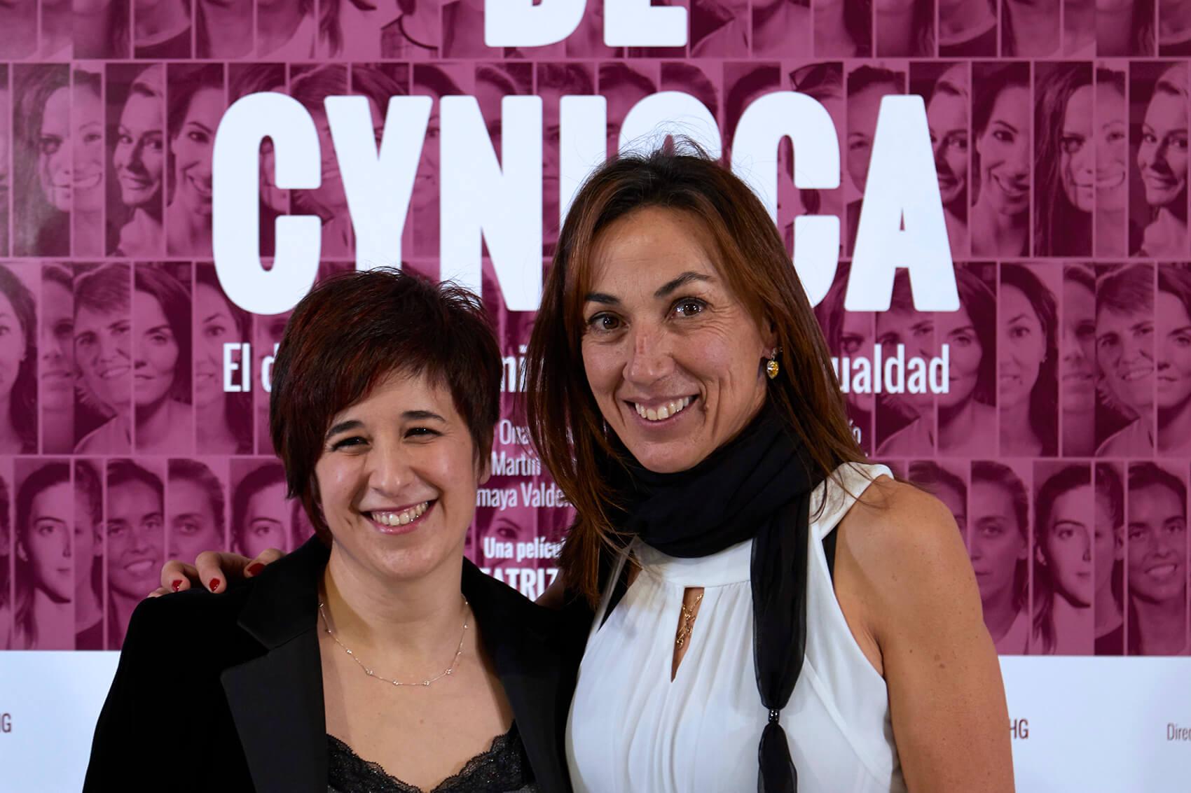 Beatriz Carretero y Dori Ruano