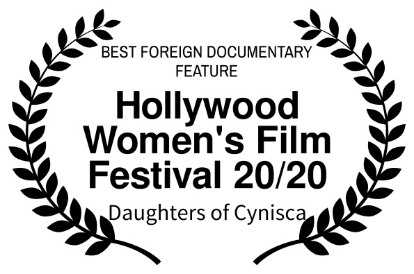 Premio HOLLYWOOD WOMEN'S INTERNATIONAL FILM FESTIVAL Mejor Documental Extranjero